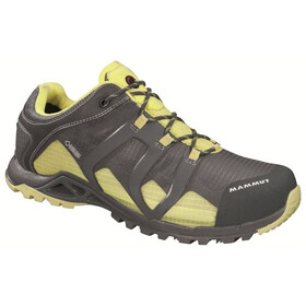 Mammut W's Comfort Low GTX Surround Grey/Lemon